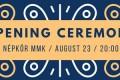 Interetno festival - Opening ceremony - Nepker