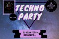 Techno party - Bass bar