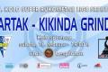 Rukomet: RK Spartak Vojput - RK Kikinda Grindex - Hala sportova