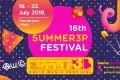 Summer3p festival - Muški štrand - termalni bazen