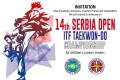 14th Serbia Open ITF Taekwon-do Championship - Hala sportova
