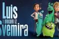 Animirani film: Luis i drugari iz svemira - Bioskop Aleksandar Lifka