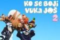 Animirani film: Ko se boji vuka još 2 - Bioskop Aleksandar Lifka