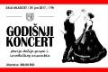 Godišnji koncert folklornog ansambla - OKUD Mladost