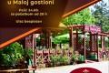 Živa muzika na terasi Male gostione - Mala Gostiona