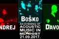 """Akustična svirka: Andrej, Davor, Boško - Klub """"Mladost"""""""