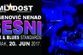 "Veče Rock & Blues standarda - Klub ""Mladost"""
