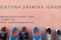 Kreativna dramska igraonica - Mađarski kulturni centar Palić