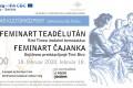 Szívesen látjuk a FEMINART teadélutánon - Mađarski kulturni centar Palić