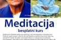 Besplatan kurs: Meditacija