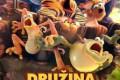 Animirani film: Družina iz džungle 3D - Bioskop Eurocinema