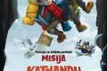 Animirani film: Misija Katmandu: Avanture Neli i Sajmona - Bioskop Eurocinema