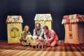 Teatar u pelenama: Šarena priča - Dečje pozorište