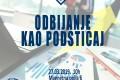 Predavanje: Odbijanje kao podsticaj - Biznis inkubator Subotica