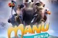 "Animirani film: Manu Munja - Bioskop ""Abazija"""