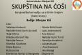 Predstava: Skupština na ćoši - Narodno pozorište