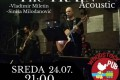 Akustična svirka: The TRAIN - Woodstock pub