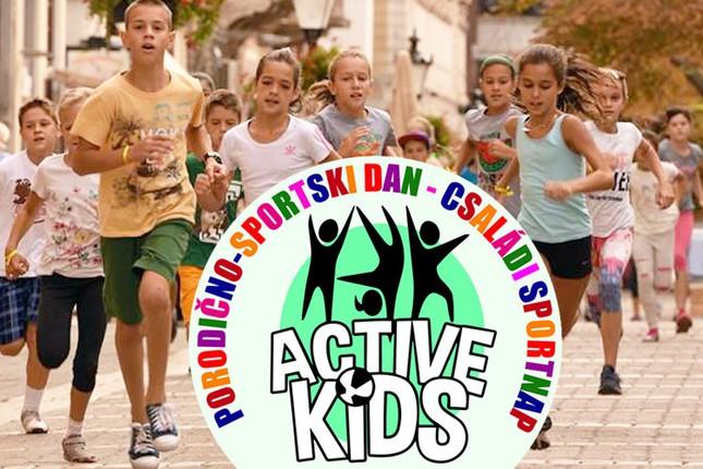 Active Kids trka 2018