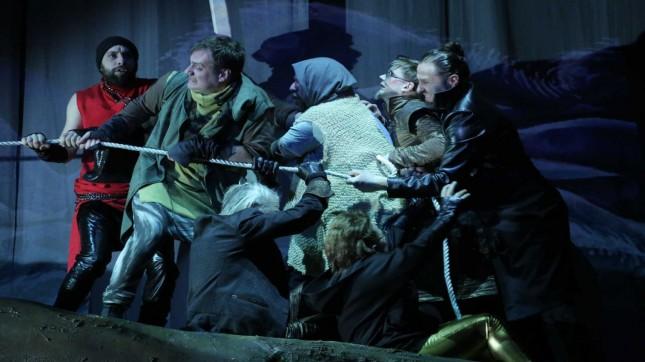 Predstava: Vilijam Šekspir: Bura