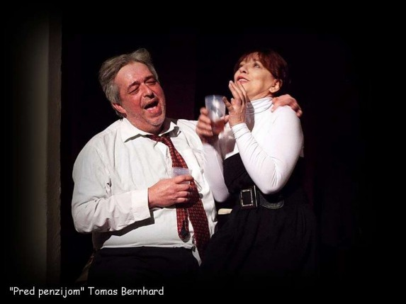 Predstava: Tomas Bernhard: Pred penzijom