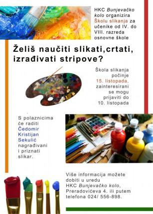 Škola slikanja za decu
