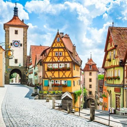 Klub putnika: Bavarska - zemlja zamkova, piva i Labuđeg princa