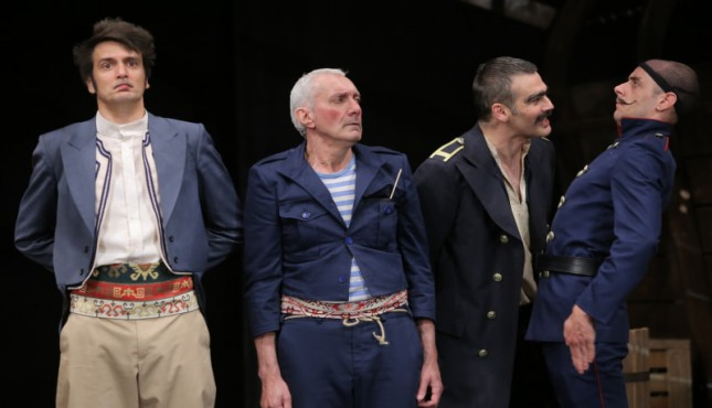 Predstava: Bransilav Nušić: Sumnjivo lice