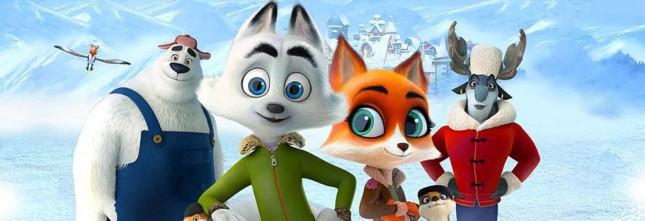 Animirani film: Misija - Arktik