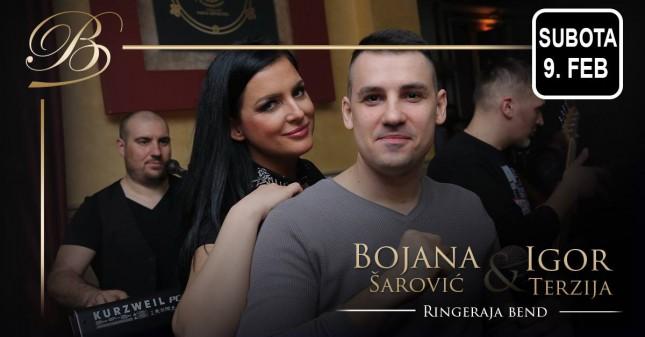 Bojana Šarović & Igor Terzija