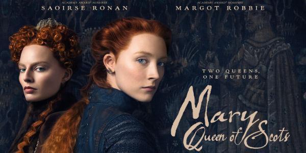 Film: Marija Stjuart Kraljica Škotske