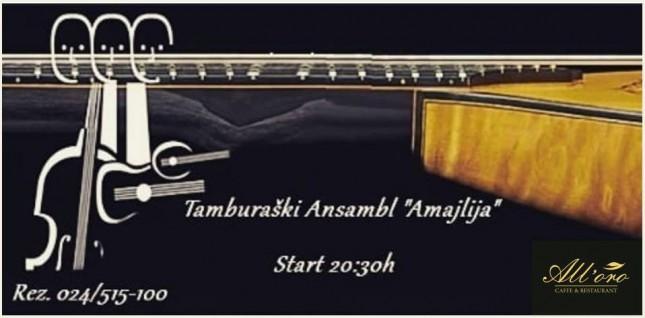 Tamburaško veče