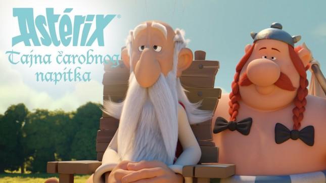 Animirani film: Asterix - Tajna čarobnog napitka