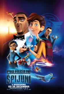 Animirani film: Prerušeni špijuni 3D