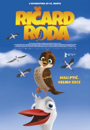 Animirani film: Ričard Roda
