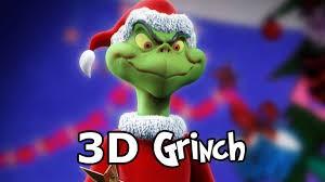 Animirani film: Grinč 3D