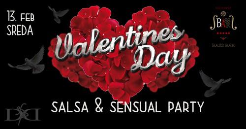 Valentines Day - Salsa&Sensual žuka