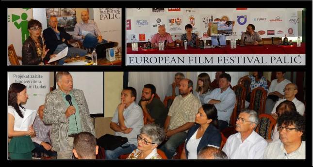 25. Festival evropskog filma Palić: Debatni program