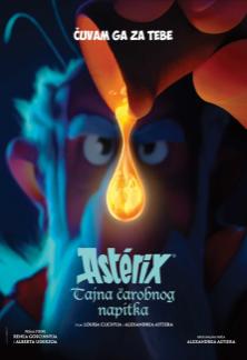 Animirani film: Asterix - Tajna čarobnog napitka 3D
