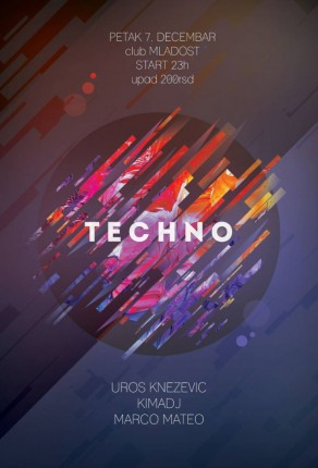 Techno night
