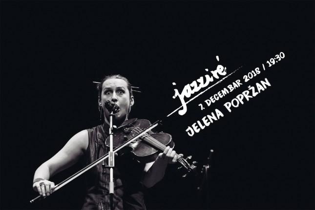 X Jazziré festival: Jelena Popržan