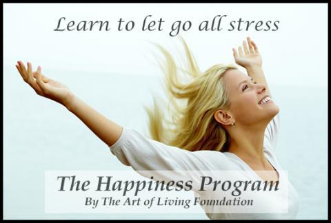 Radionica za oslobađanje od stresa - Program sreće