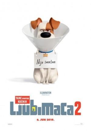 Animirani film: Tajne avanture kućnih ljubimaca 2 3D