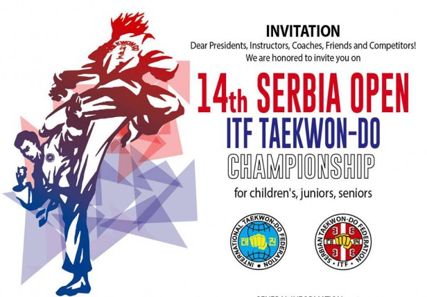 14th Serbia Open ITF Taekwon-do Championship