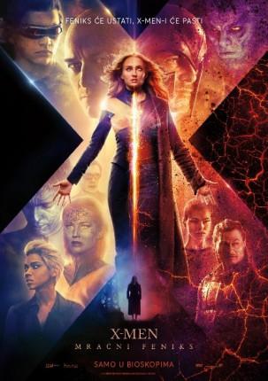 Film: X-Men - Mračni Feniks 3D