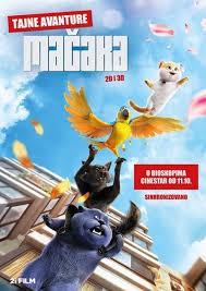 Animirani film: Tajne avanture mačaka