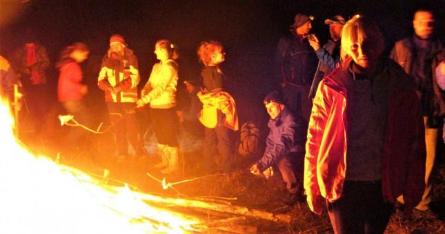Dvanaesto noćno pešačenje Subotičkom peščarom