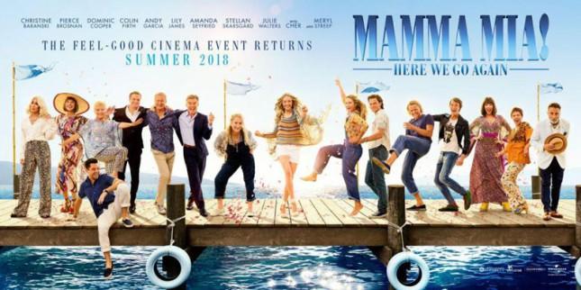 Film: Mama Mia! Idemo ponovo