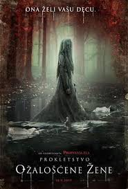 Film: Prokletstvo ožalošćene žene