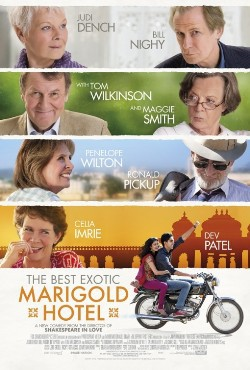 Film: Best egzotik Merigold hotel