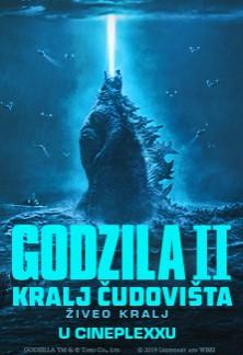 Film: Godzila 2 - Kralj čudovišta 3D